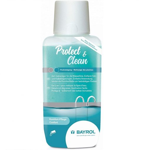 Bayrol Nettoyant ligne d'eau Protect and clean